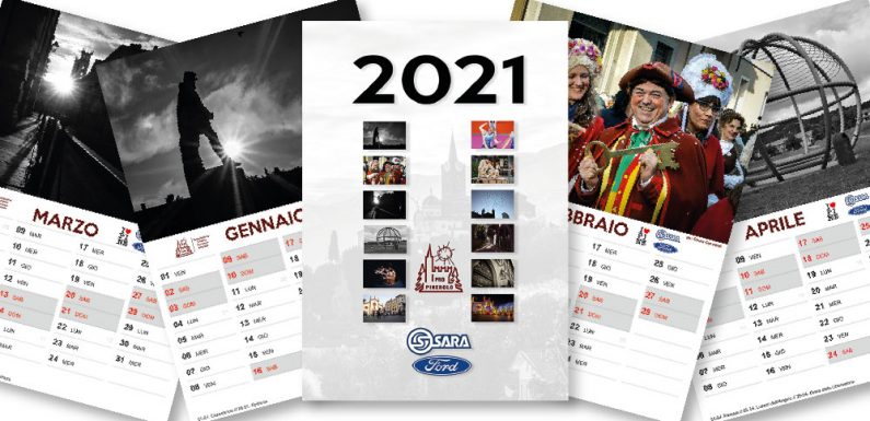 Calendario 2021 Proloco