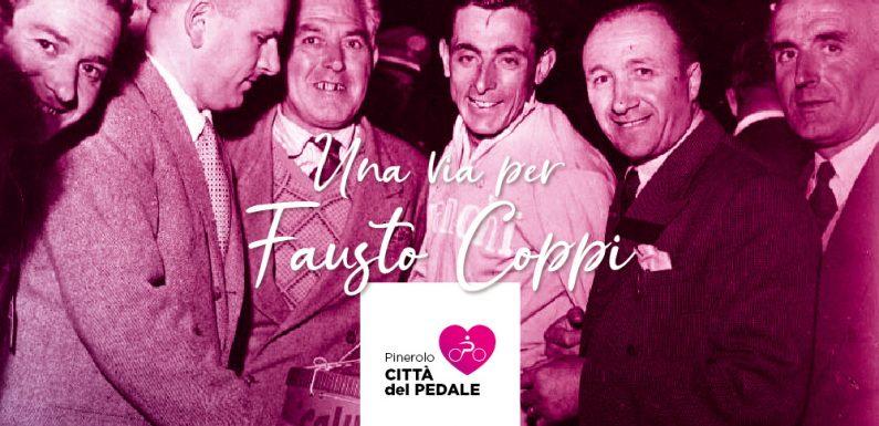 Una via per Fausto Coppi